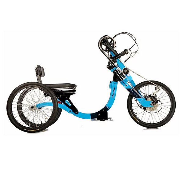 Pacific Cycles handy foldable