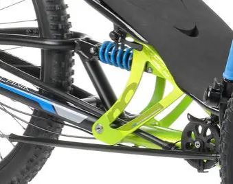 enduro rear suspension