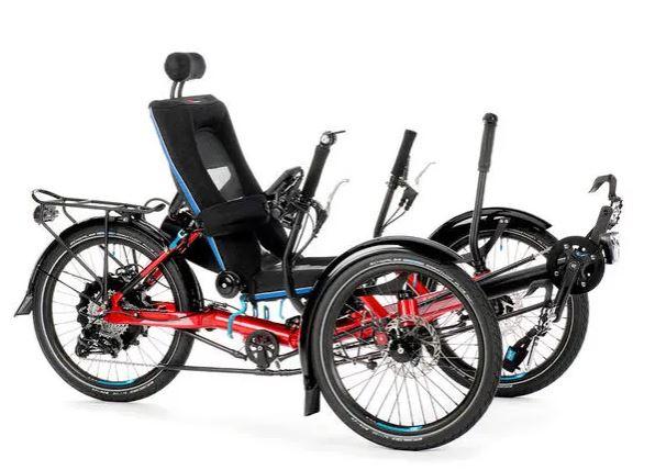 adaptive bike nz