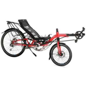 Speedmachine recumbent