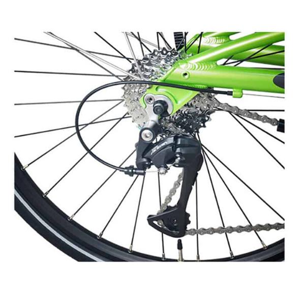 trike f rear gears