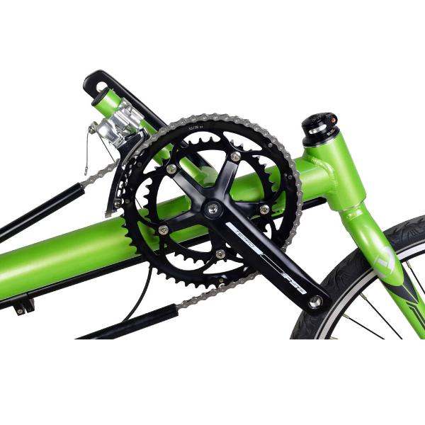 recumbent trike gearing