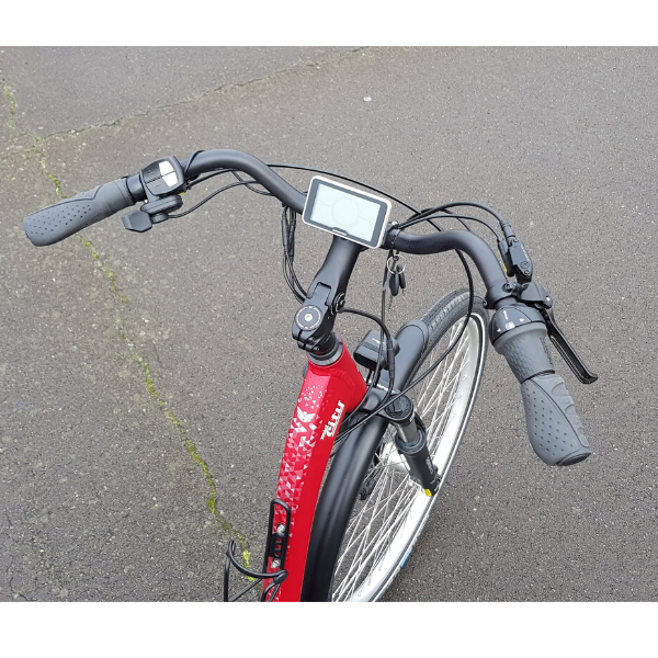 adult trike LCD display