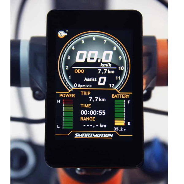 e-trike display