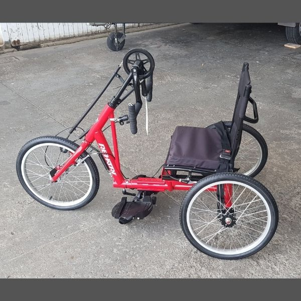 Adult handcycle