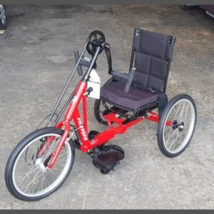 Gomier Handcycle