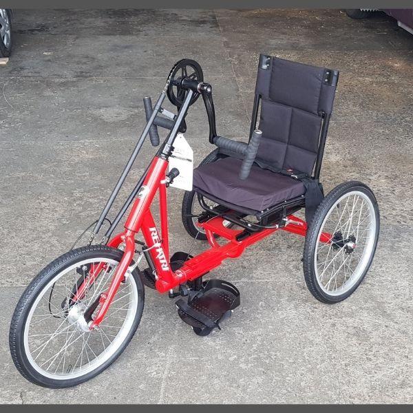 Gomier Handcycle