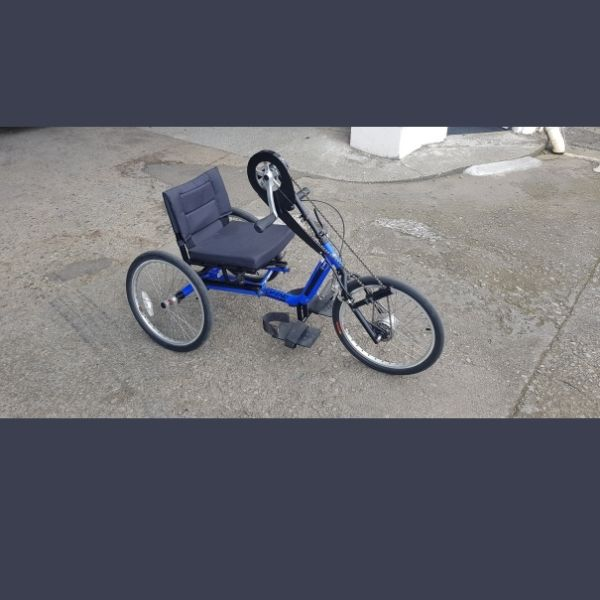 topend handcycle