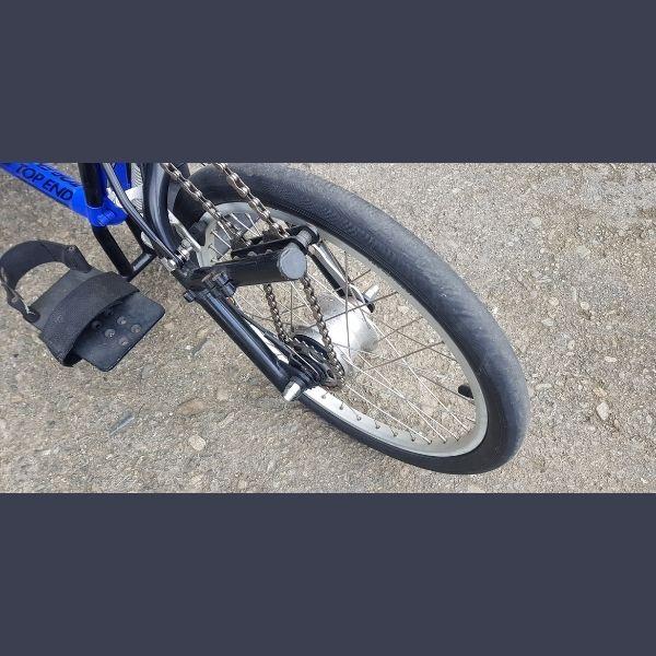 Handcycle wheel