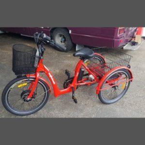 Watt Wheels Trike